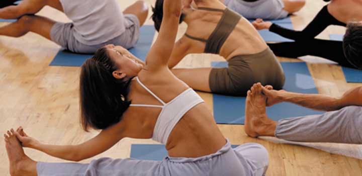 Tapetes de Yoga
